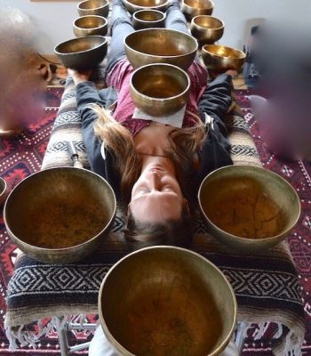 Healing with Tibetan Bowls